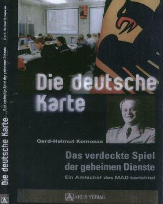 Die deutsche karte komossa
