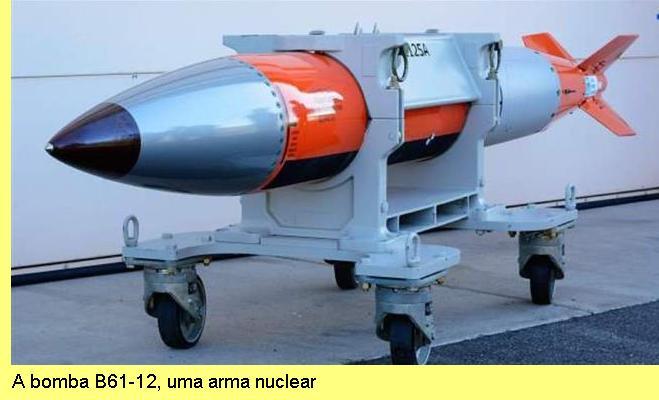 Arma nuclear.
