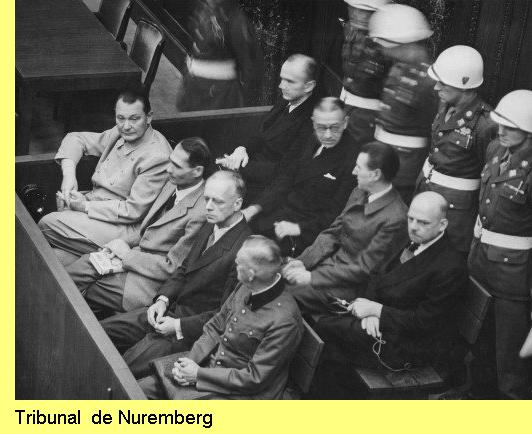 Tribunal de Nuremberg.