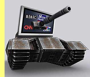 A arma da desinformação.