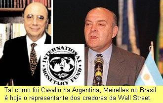 Meirelles & Cavallo: As mesmas receitas podem levar aos mesmos resultados.