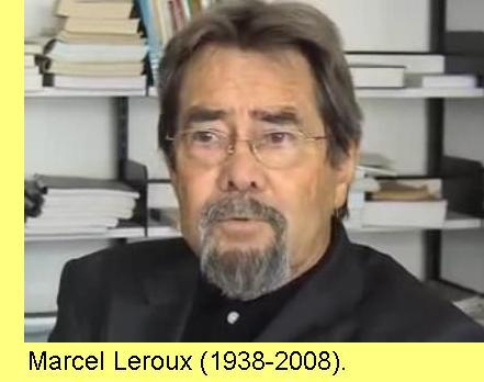 Marcel Leroux.