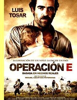 Cartaz de 'Operação E'.