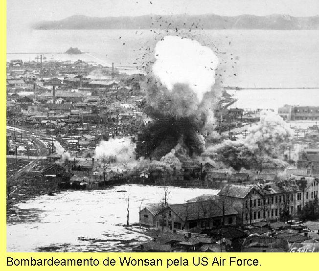 Bombardeamento de Wonsan.