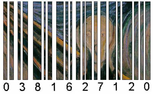 'O grito', de Edward Munch, agora sob o neoliberalismo.