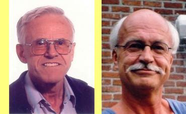 Jacques Gouverneur e Marcel Roelandts.