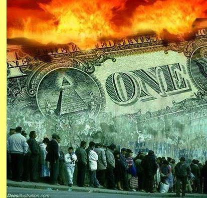 O fim do US dólar.