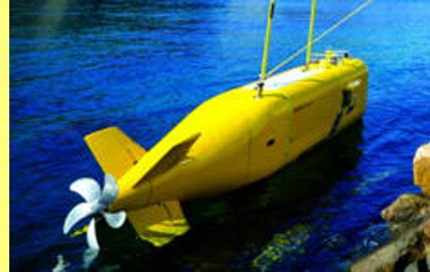 Drone EchoRanger, da Boeing.
