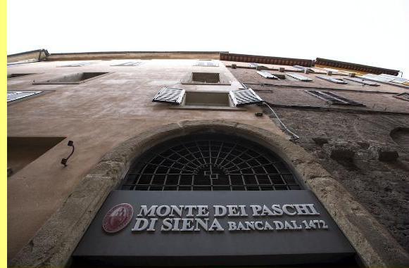 O 3º maior banco da Itália.