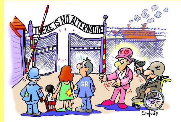 Cartoon de Sojoue.
