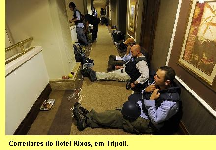 No Hotel Rixos.