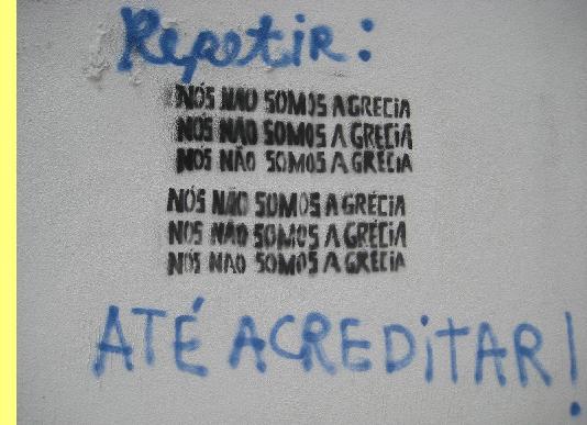 Grafitti em Lisboa.
