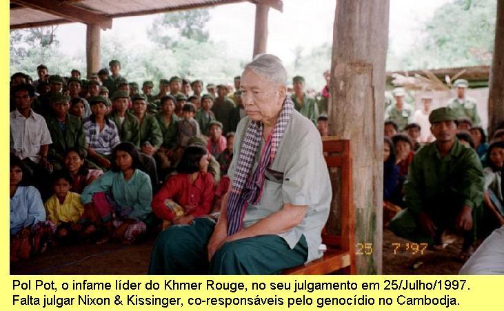 Julgamento de Pol Pot.