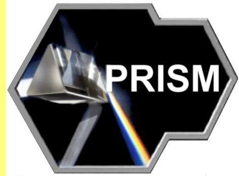 Logo do PRISM.