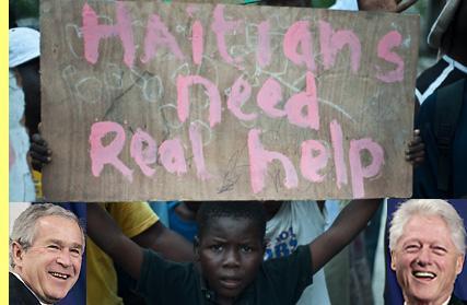 A ajuda real não vem da tropa deles.