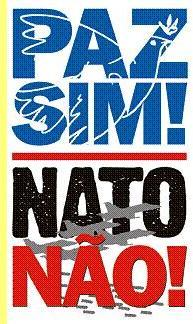 Paz sim, Nato não.