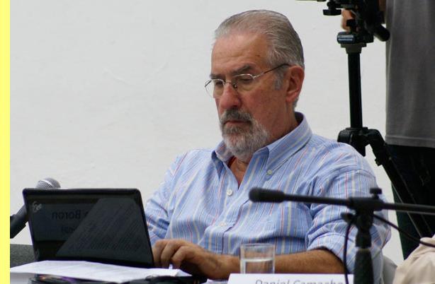Atílio Bóron.