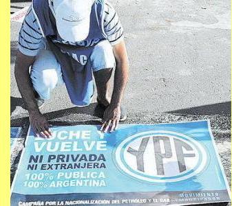 YPF, uma empresa vítima das privatizações.