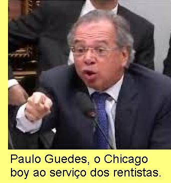 Paulo Guedes.