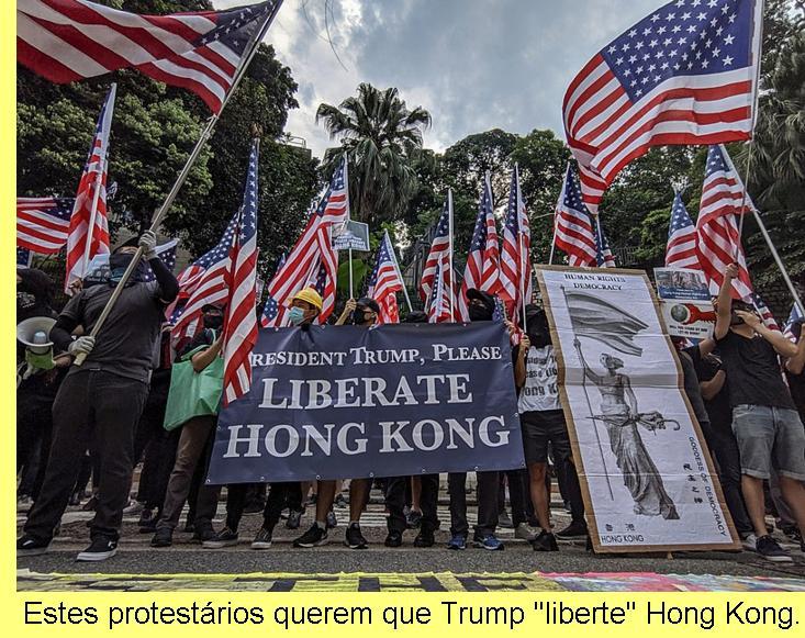 Mensagem aos leitores de Hong Kong