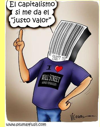 Cartoon de Pluma y Fusil.