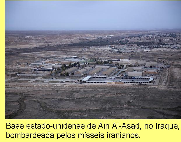 Base Ain Al-Asad.