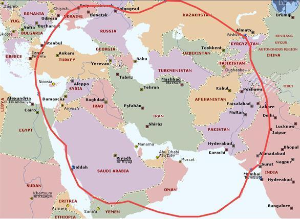 irão mapa Jogos de guerra iranianos: Exercícios, testes e ensaios ou  irão mapa
