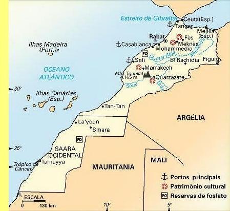 Marrocos.