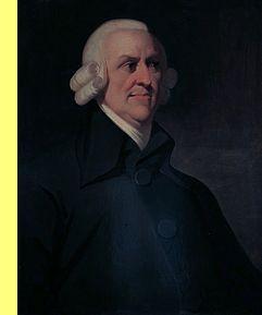 Adam Smith, 1723-1790, retratado por Muir.