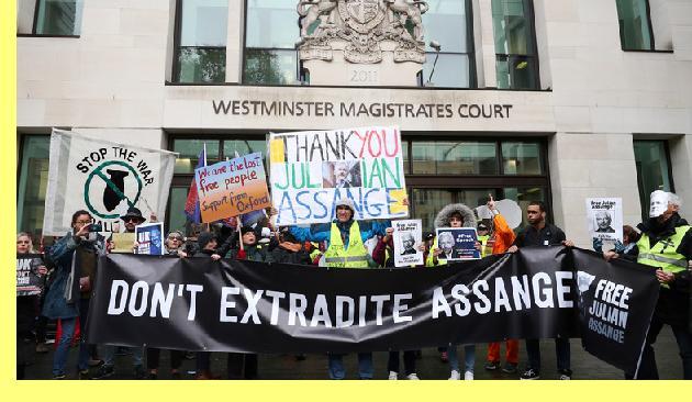Centenas de jornalistas do mundo inteiro assinam carta aberta pela libertação de Assange