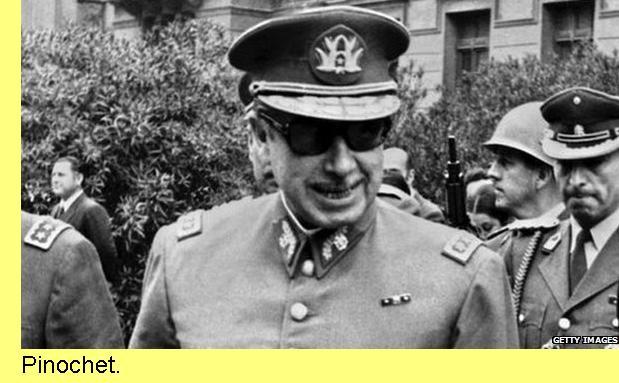 Pinochet.